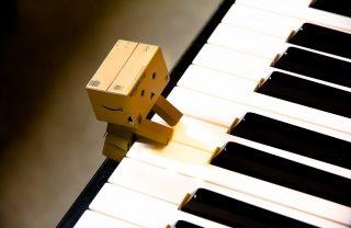 ピアノの手の構え方